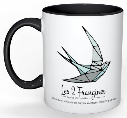 Mug Les 2 Frangines recto