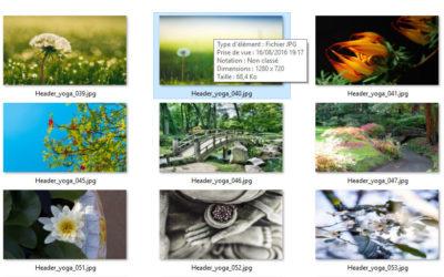 Redimensionner, couper et compresser une image ou une photo