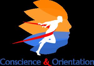 Les 2 Frangines : Réalisation du logo de Conscience & Orientation